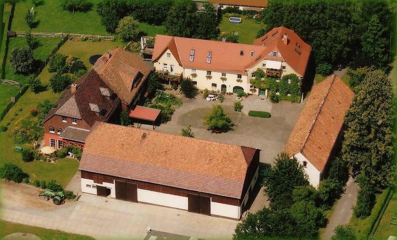 Littehof Landurlaub - peaceful country retreat (6) - Löbau - Appartement