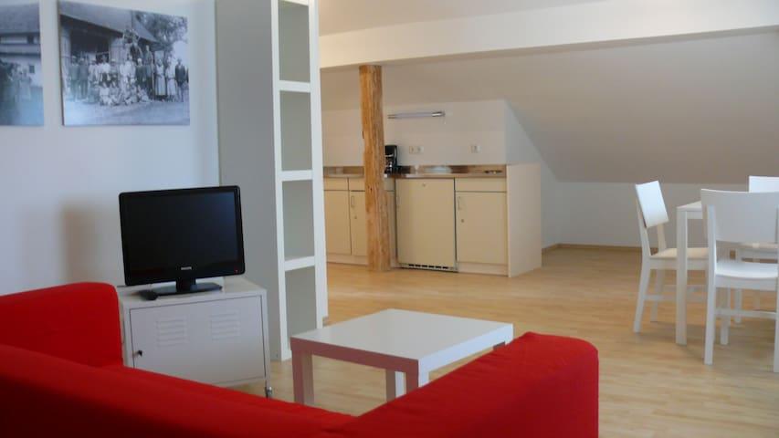 Arnstorfer Gästehaus - Arnstorf - Apartament