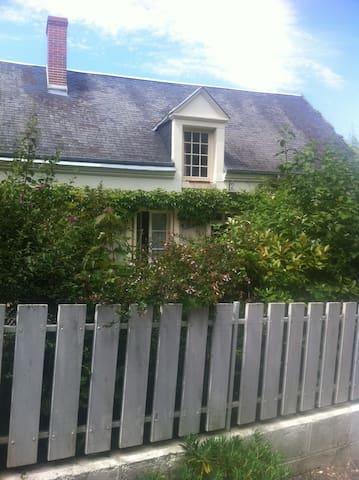 Maison de charme -  proche de Chaumont sur Loire - Rilly-sur-Loire - Casa