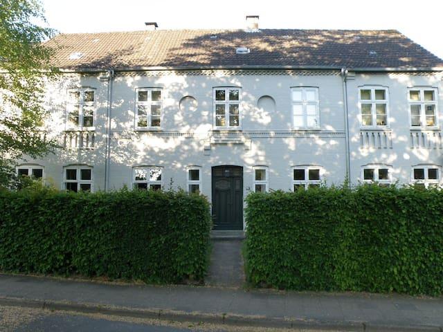 Historisk bolig nær Gottorp slot - Schleswig - Apartamento