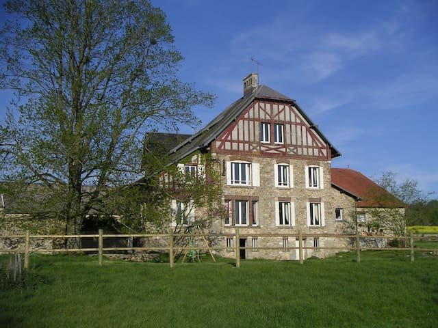 maison campagne 120km Paris par A4 - Coulonges-Cohan - Ev