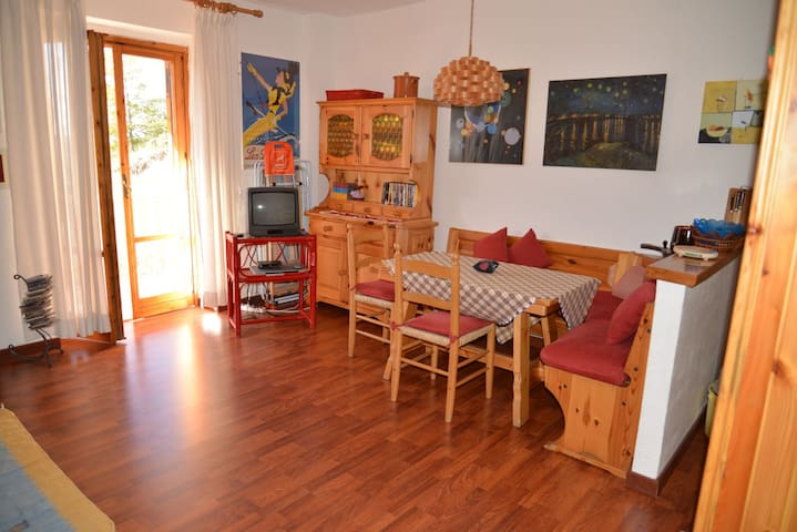 APPARTAMENTO IN MONTAGNA - Filettino - Wohnung