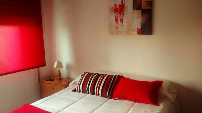 Doble exterior con baño privado 111 - Ferrol - Bed & Breakfast