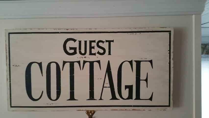 Oak Island Beach Guest Cottage - 橡樹島(Oak Island) - 公寓