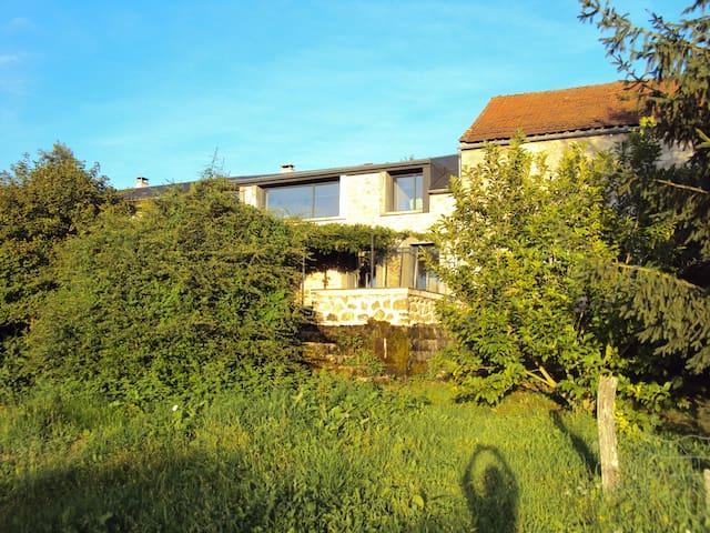 Burgundy, nature & history. - Lormes - Haus