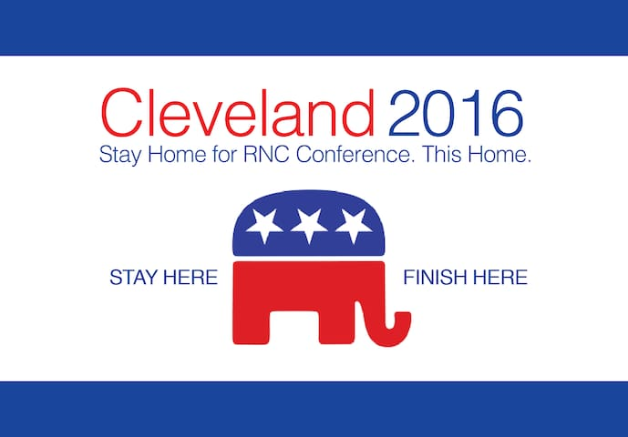 CLE Suburb Home for RNC Convention - Twinsburg