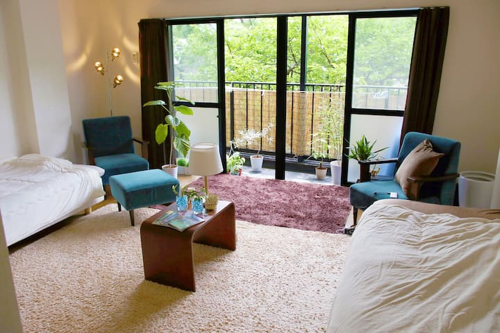 Beautiful room & Best location ever - Fukuoka