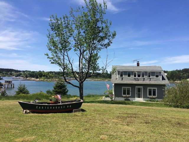 Two for the View - Swans Island - Bed & Breakfast