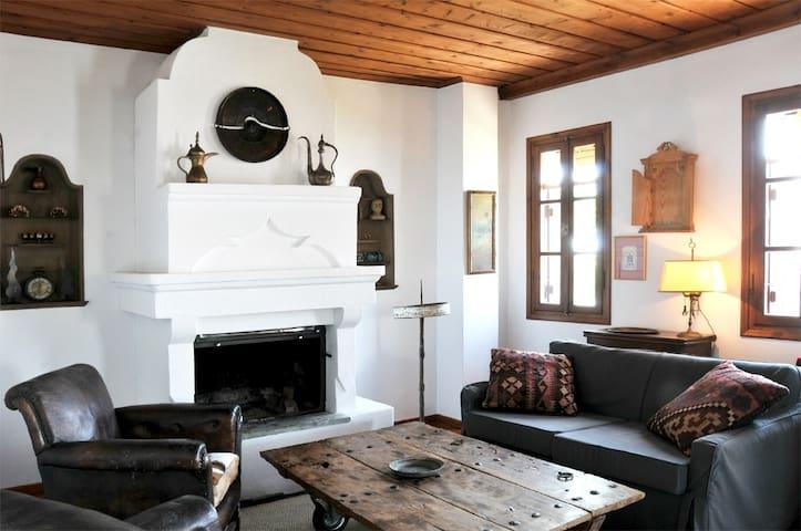 Dreamy Villa in Makrinitsa - Pelion - Magnisia - Villa