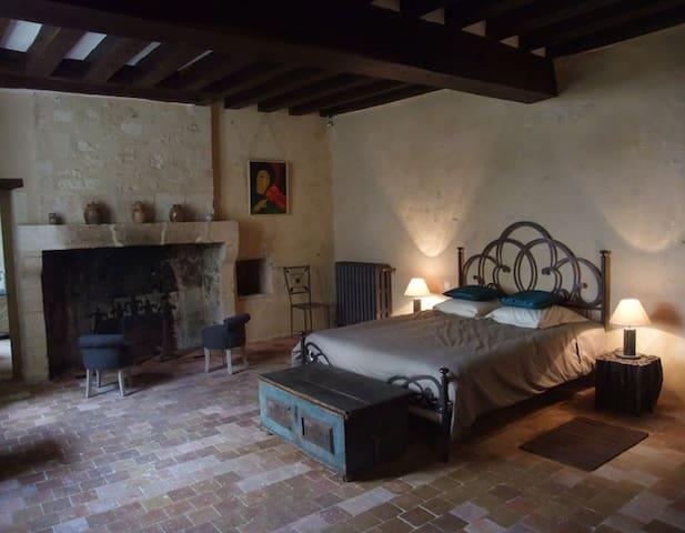 Charming B&B in a old Manor(Perche) - Nogent-le-Rotrou - Oda + Kahvaltı