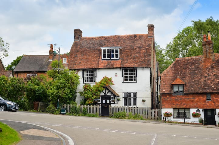 The Teise in former 16th cent. inn - Lamberhurst, Tunbridge Wells - Huis