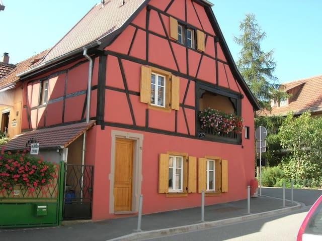 LA MAISON DES EPICES - Kintzheim - Huis