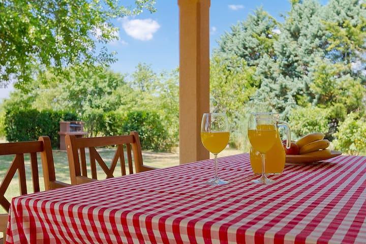 Rural retreat with big private garden - Barban - Casa