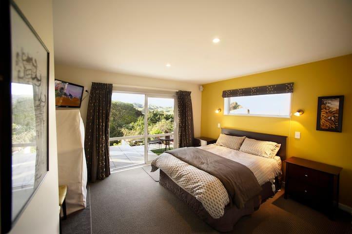 Private Room in Great Location - Porirua - Casa