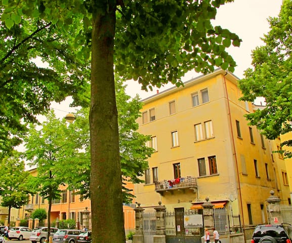 Casa Te vi accoglie e Mantova - Mantova - Daire