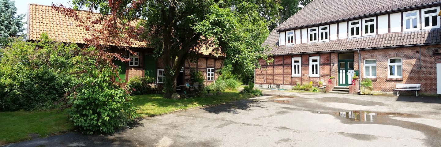 Old farmhouse with a lot of space - Wittingen - Huis