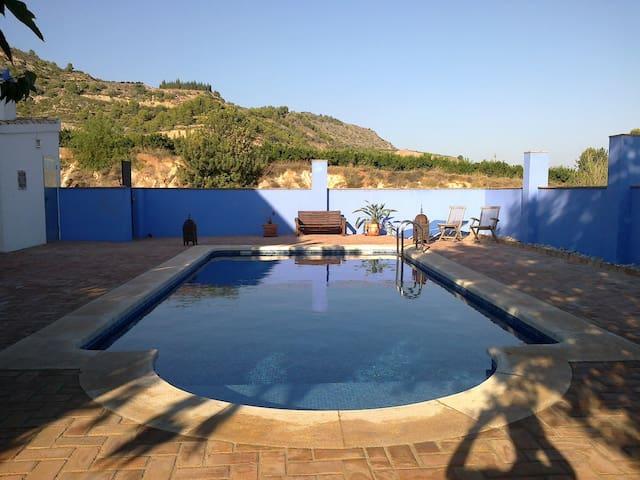 Gorgeous Mediterranean Blue Apart. - Castellón de la Plana - Квартира