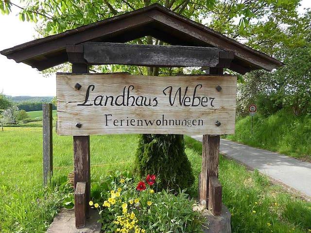 Ferienwohnung im Odenwald - Bad König Momart - Apartamento