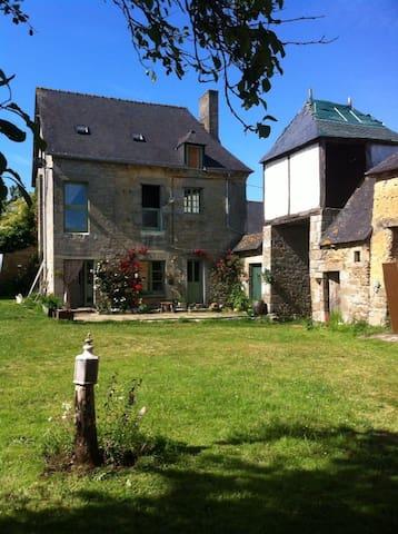 Massive beautiful en-suite attic available - Saint-Maden