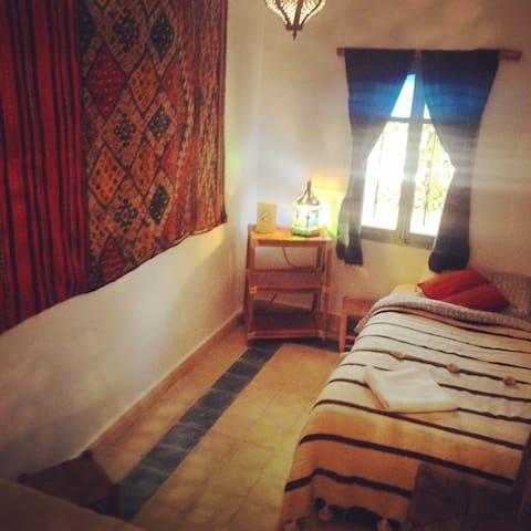 Beautiful Mountain Riad Twin Room - Taghazout N1 - Rumah