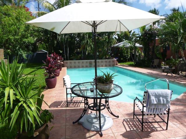 Villa Espagna Fort Lauderdale Beach - フォートローダーデール - 別荘