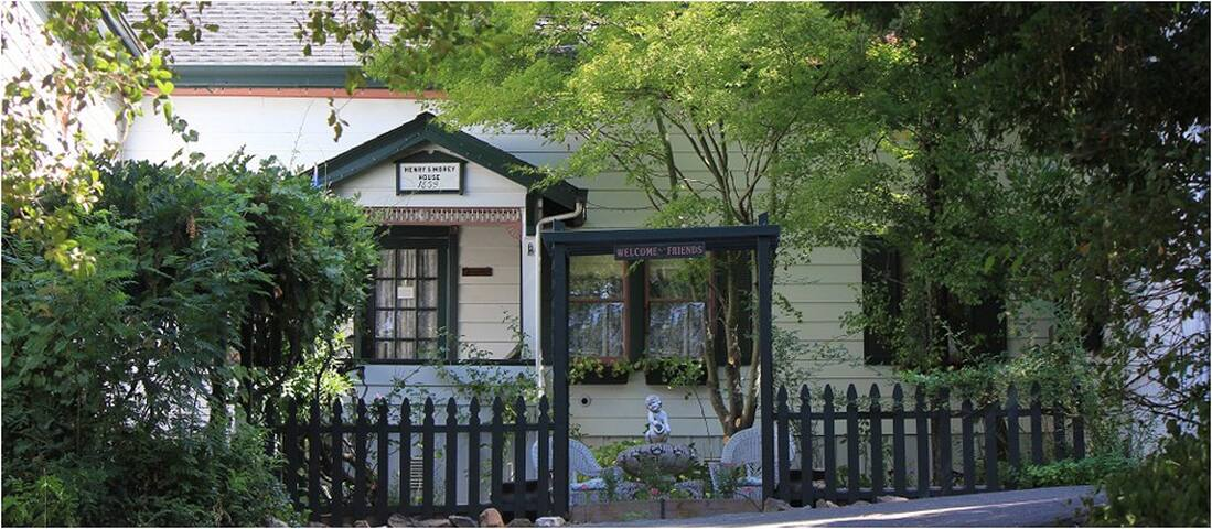 GlenMorey House Bed and Breakfast - Placerville