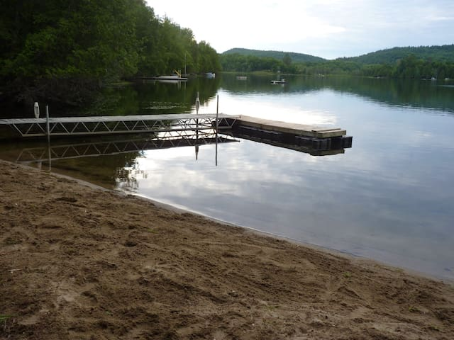 Sit-Back Relax on a peaceful private lake - La Pêche - Kabin