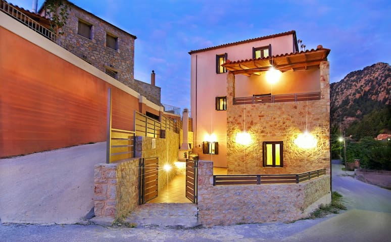 Villa Zourva one-bedroom apartment - Zourva - Appartement