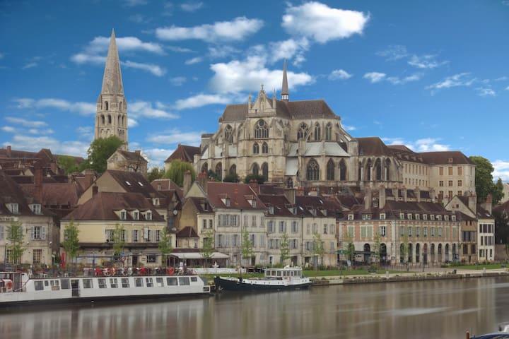 Appartement calme - Saint-Georges-sur-Baulche - Leilighet