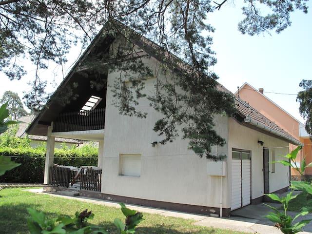 Fantastic House Ashore  - Balatonfenyves - Appartement