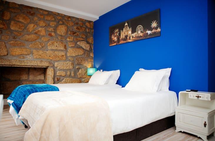 Bway Guest House - Estúdio T0 - Barcelos/Braga