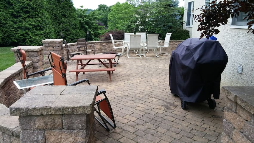 Private Room/Bath in Chester County - West Chester - Huis