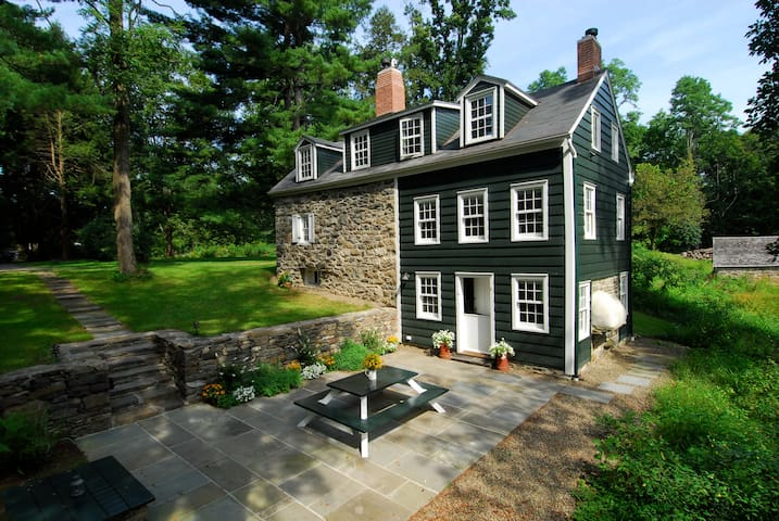 The Stone House 1807   - New Paltz - Casa