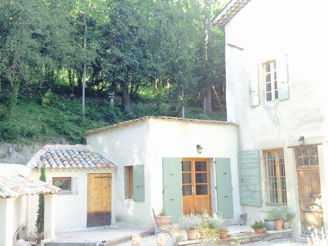 Ambiance Maison de Maitre et Parc - Crest - Lakás
