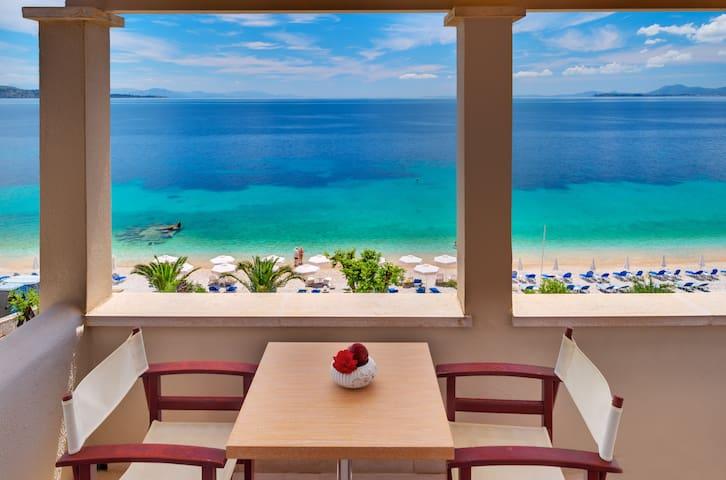 Corfu Apartments by the Beach  - Nisaki - Leilighet