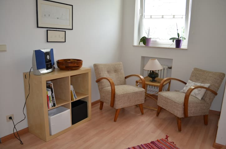 Wohnung in Meran/Obermais - Meran - Daire