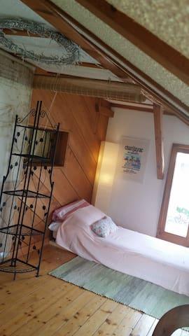 Cozy room, separate toilet and shower - Salmsach - Lägenhet