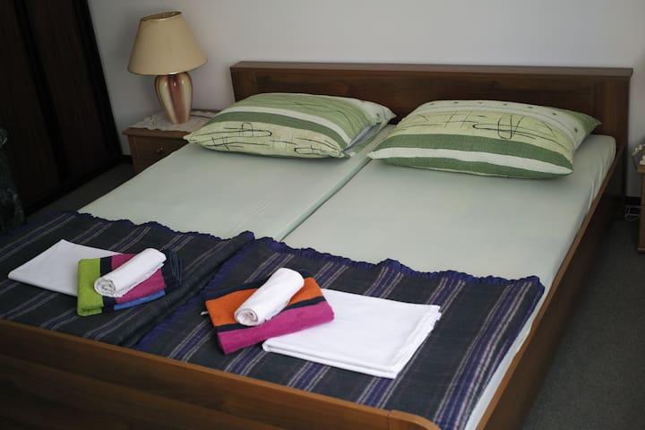 Apartment Sedlan - Double Room - Plitvička Jezera - Lägenhet