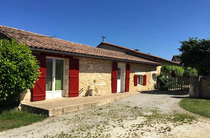 Maison-loft à la campagne... - Sainte-Croix-de-Mareuil - Casa
