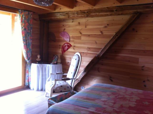 Maison au cœur des Alpes Françaises - Doucy-en-Bauges - Chalet