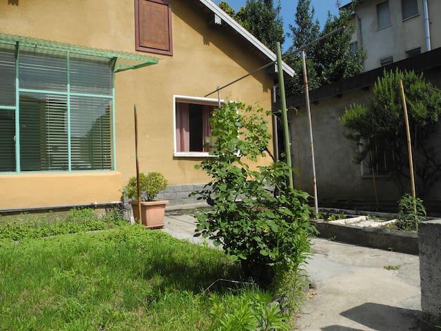 Cozy house with garden,Creva(Luino) - Luino - Casa