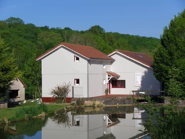 Domaine du Moulin Neuf - Boismont