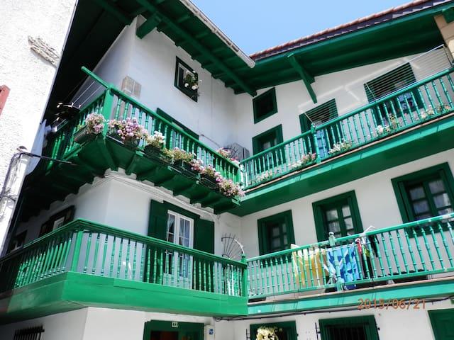 Apartamento reformado centrico (REGISTRO ESS00299) - Hondarribia - Apartment