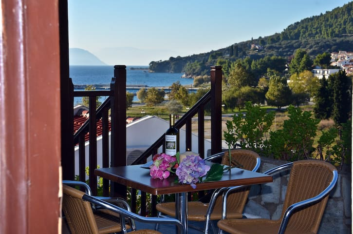 Superior Apartments Sea View - Neo Klima - Bed & Breakfast