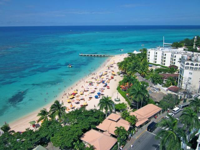 Million Dollar View/ Central 1BR - Montego Bay