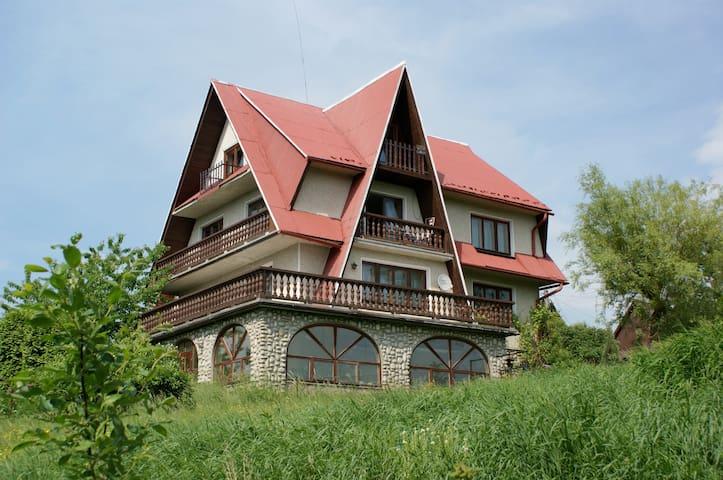 Visit Polish Pieniny Mountains - Czorsztyn - Huis