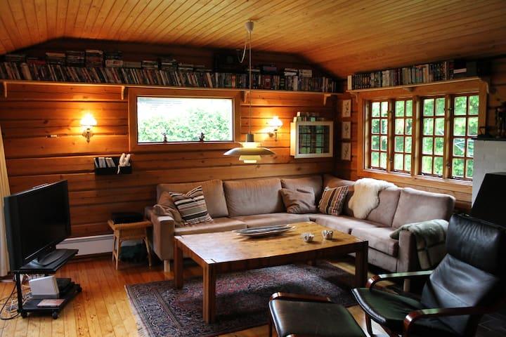 Cozy wooden cabin in Hornbæk - Hornbaek - Hus