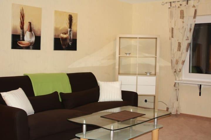 Moderne 95 qm Wohnung mit Terrasse - Wolfsburg - Rivitalo