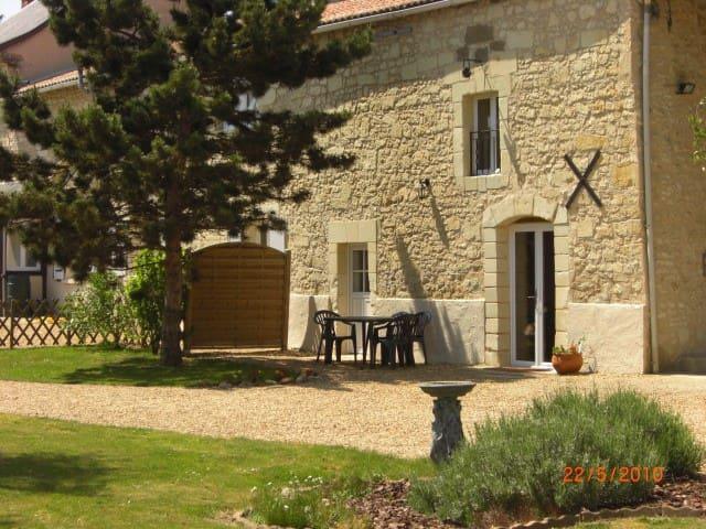 WOW Factor Gite - Loire Valley - Saint-Macaire-du-Bois - 一軒家