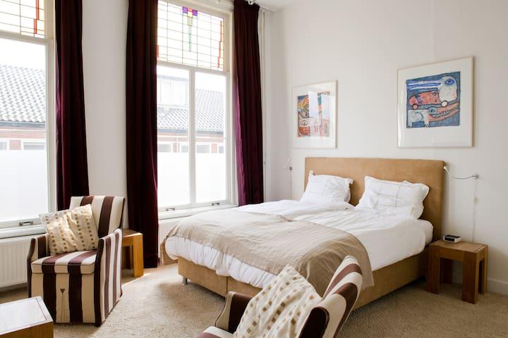 Apartment in historic house - Utrecht - Lägenhet